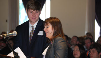 2013 Tennessee Admissions Ceremonies