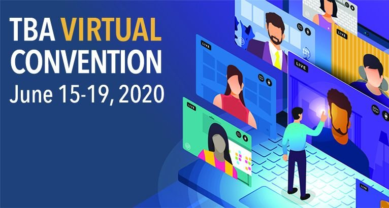 2020 TBA VIRTUAL CONVENTION